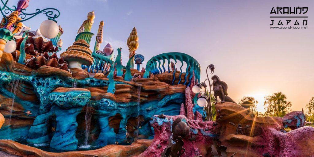 สวนสนุก โตเกียว ดิสนี่ย์ ซี(Tokyo DisneySea)