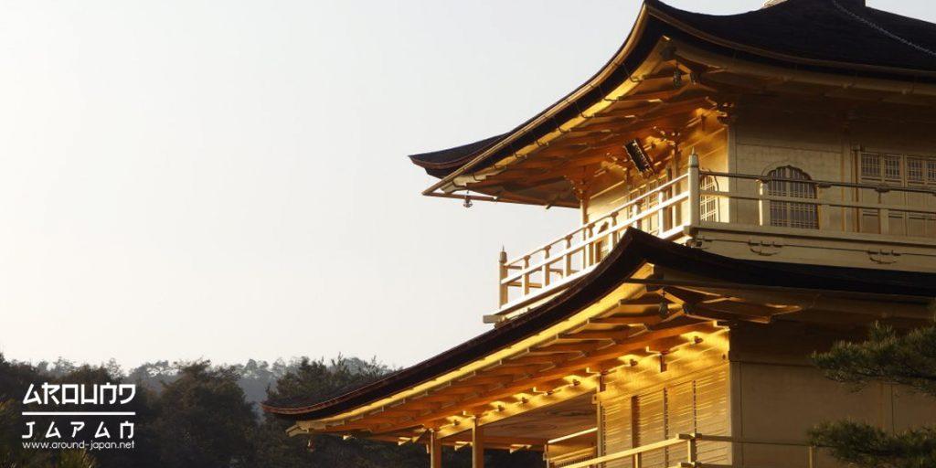 ชมความสวยงามอร่ามเรืองรองของวัด Kinkakuji