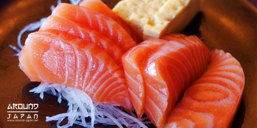 ซาชิมิของญี่ปุ่น