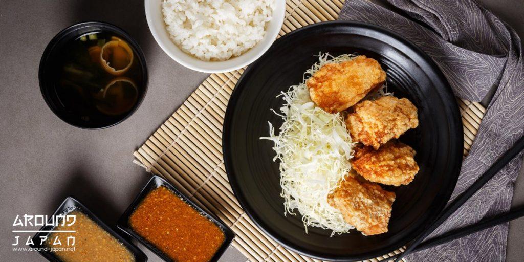 พาไปชิมไก่ทอดคาราอาเกะที่โตเกียว