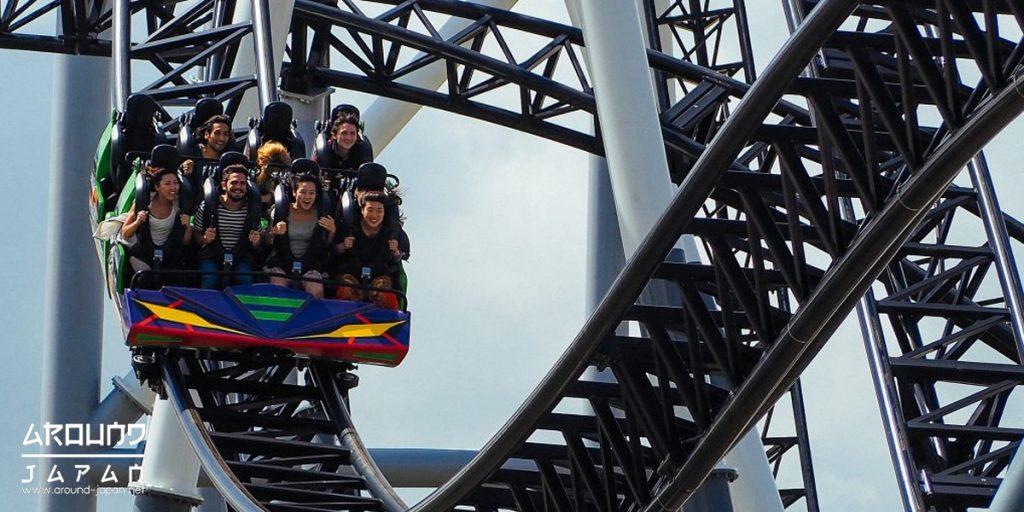 ฟูจิคิวไฮแลนด์ดินแดนมหาสนุก Fuji- Q Highland
