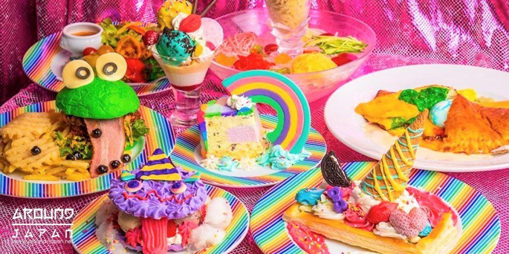 มาเปิดโลกแห่งแฟชั่นอันสุดเหวี่ยงกันที่ Kawaii Monster Cafe