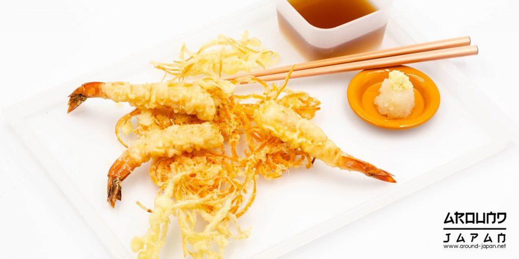 เทมปุระญี่ปุ่น อาหารสุดไฮโซในอดีต