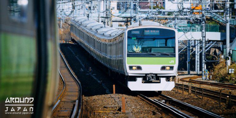 เที่ยวง่ายๆ ด้วยรถไฟ ยามาโนเตะ ชมเมืองโตเกียว