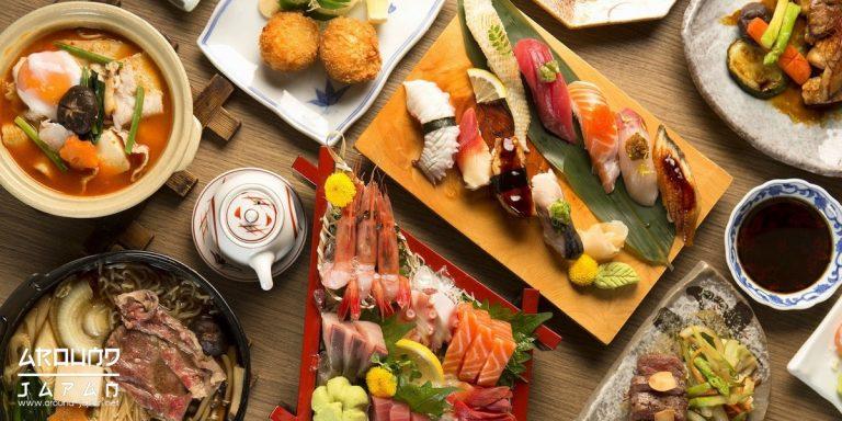 ไคเซกิเรียวกิอาหารชุดสุดหรูของญี่ปุ่น