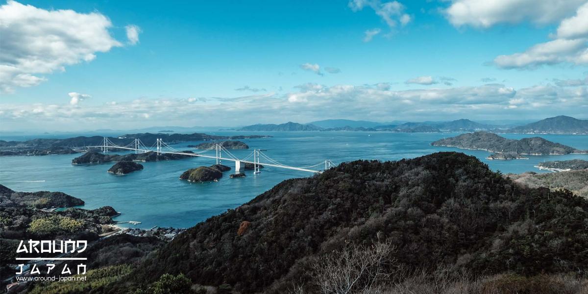 Shikoku เกาะเล็กที่ไม่ธรรมดา