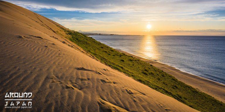 Tottori Sand Dunes ทะเลทรายผืนน้อยในญี่ปุ่น