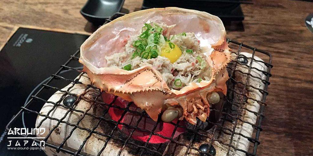 กินมันปูข้นๆ เต็มๆ ที่ญี่ปุ่น