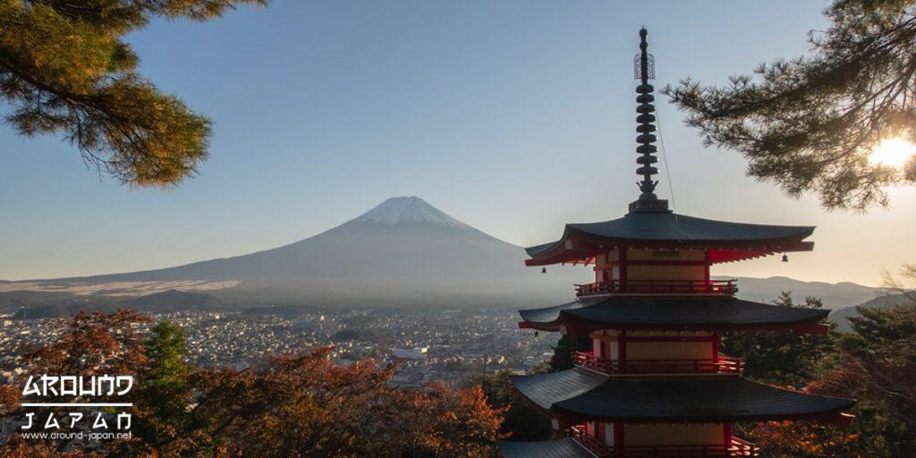 ขอพรที่ ศาลเจ้าคิชิตางุจิฮงงุฟูจิ ชมวิวและปีนเขาฟูจิ