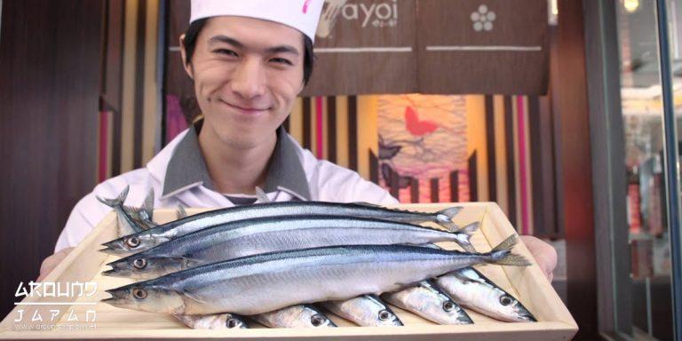 ปลาซัมมะ อีกหนึ่งตำรับอาหาร ยอดนิยม