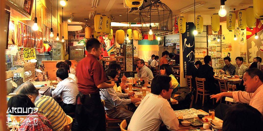 มากินดื่มแบบญี่ปุ่นกันที่ร้าน Izakaya กันเถอะ