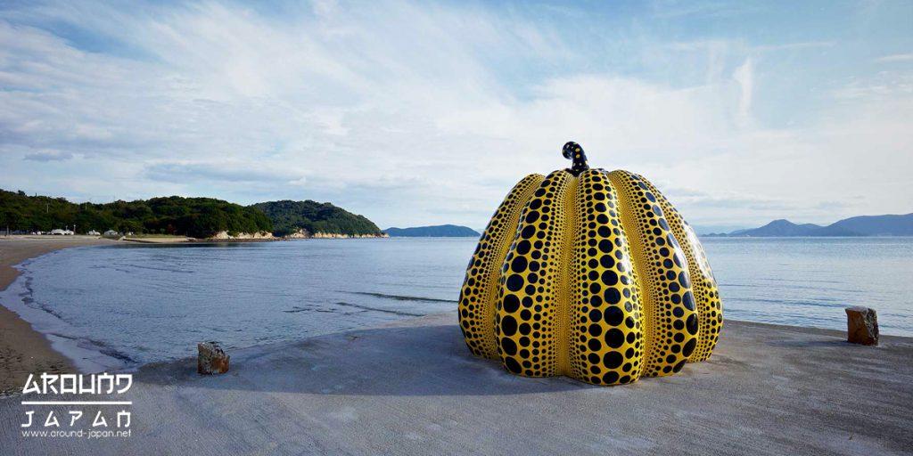 มาดื่มด่ำกับงานศิลป์ที่ Benesse House เกาะ Naoshima