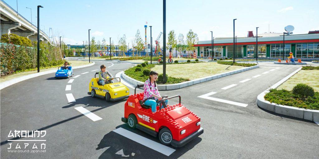 สวนสนุก Lego land ดินแดนของเล่น