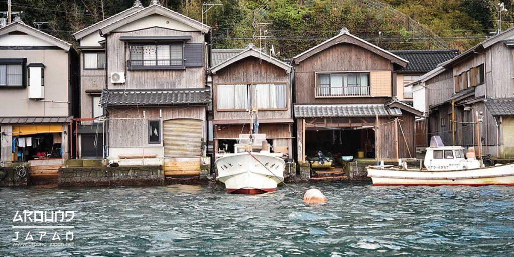 หมู่บ้านประมงชิโมะชุอิ