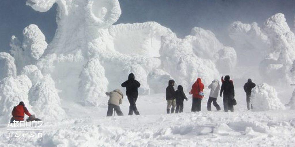 เที่ยวแบบ Extreme เบา ๆ ที่ภูเขาฮักโกดะ