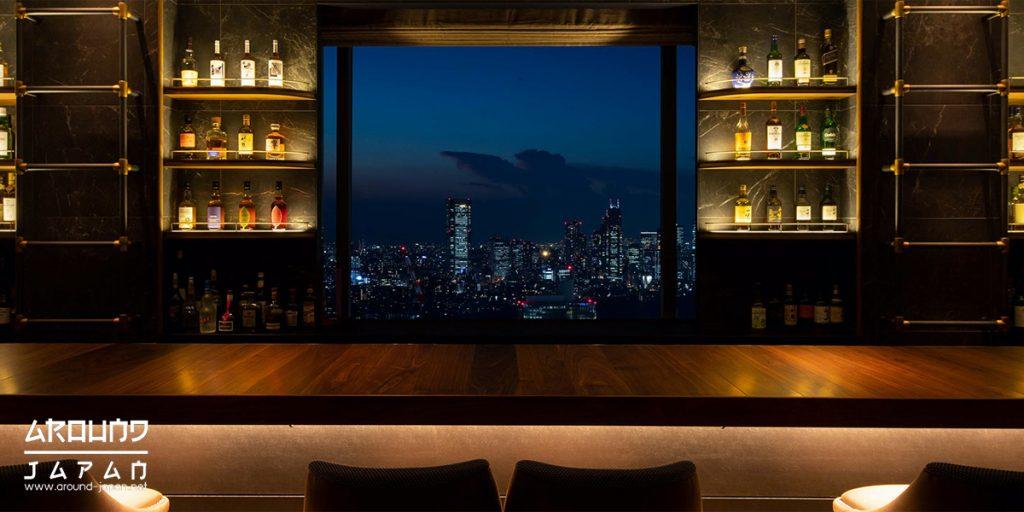 โรงแรมหรูย่านฮิตในโตเกียว