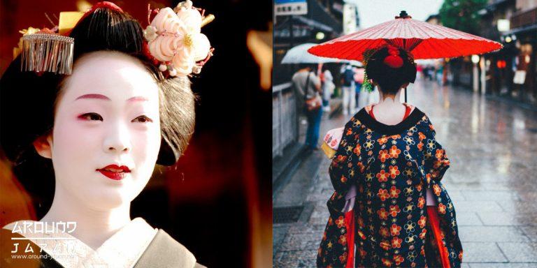 โออิรัน vs เกอิชา กับความเหมือนที่แตกต่าง