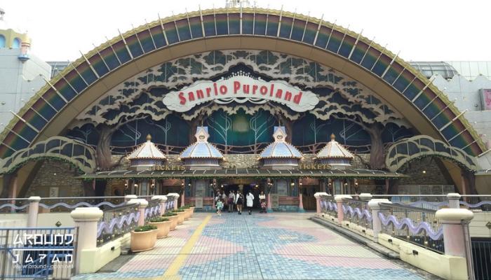 มาเปิดโลกแห่งความน่ารักสดใสกันที่ Dream Café (Character Food Court) ที่เปิดให้บริการอยู่ภายในสวนสนุกในรุ่มอย่าง Sanrio Puroland