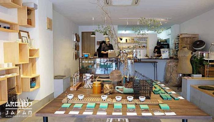 ARTICHOKE CHOCOLATE คาเฟ่ช็อคโกแลตในญี่ปุ่น ใครที่ชื่นชอบ Chocolate เป็นชีวิตจิตใจคุณจะต้องห้ามพลาดกับร้านคาเฟช็อคโกแลตแห่งนี้