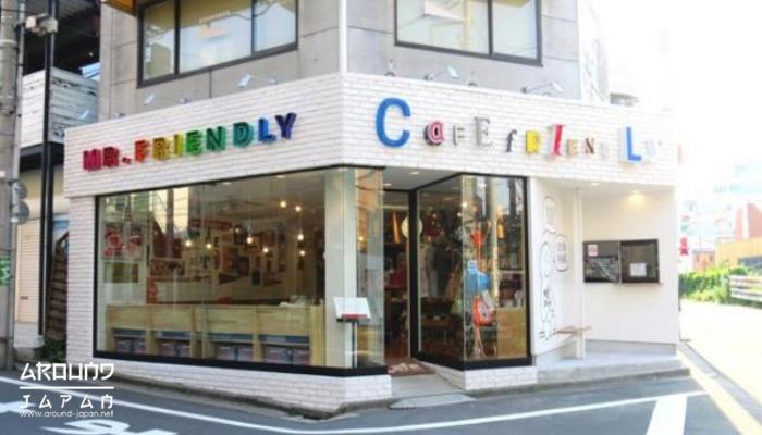 Mr. Friendly Café คาเฟ่น่ารักที่จะทำให้คุณอารมณ์ดี ที่นี่นับได้ว่าเป็นคาเฟ่ Feel Good ที่มีการหยิบยกเอาคาเรกเตอร์ของ Mr. Friendly ขึ้นมา