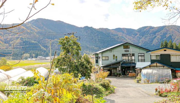 Most Popular Farmstay in Akita ฟาร์มสเตย์สุดน่ารักในเมือง Akita เป็น Farm stay ที่เปิดมาอย่างยาวนาน บรรยากาศของความเป็นอยู่เรียบง่าย