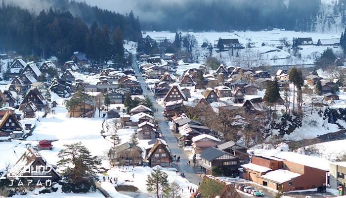 ที่เที่ยวญี่ปุ่นหน้าหนาว เมืองทาคายาม่า ใน 1 วัน ไปที่ไหนได้บ้าง! เมืองทาคายาม่าเมืองที่มีประวัติศาสตร์ที่เก่าแก่ที่เต็มไปด้วยอารยธรรม