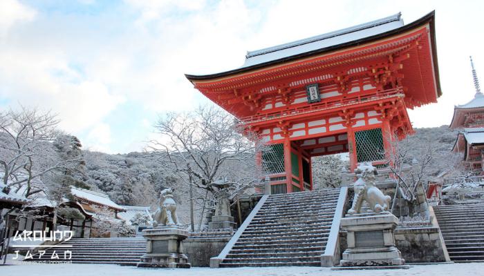 ที่เที่ยวญี่ปุ่นหน้าหนาว เมืองเกียวโต ชมความงดงามของมรดกโลก เป็นเมืองที่มีเก่าแก่ในเรื่องของวัฒนธรรมและสถาปัตยกรรมที่ถูกอนุรักษ์ไว้