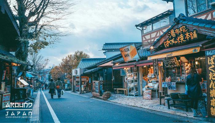 ที่เที่ยวญี่ปุ่นหน้าหนาว เมืองแห่งออนเซ็น ยูฟุอิน เมืองยูฟุอินตั้งอยู่บนเกาะคิวชูอยู่บริเวณทางใต้ของประเทศญี่ปุ่น ตั้งอยู่ภายใต้ภูเขายูฟู